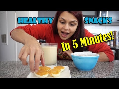 Healthy Keto Snacks in  5 Minutes or Less!