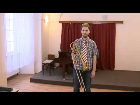 How to play the trombone -  Part 1