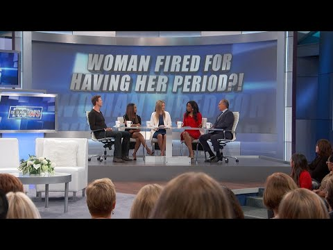 Woman Fired over Her Menstrual Cycle?