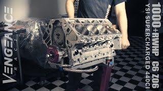 759RWHP 6th GEN ZL1 (Vengeance Racing STAGE 3 PACKAGE) Build-Dyno