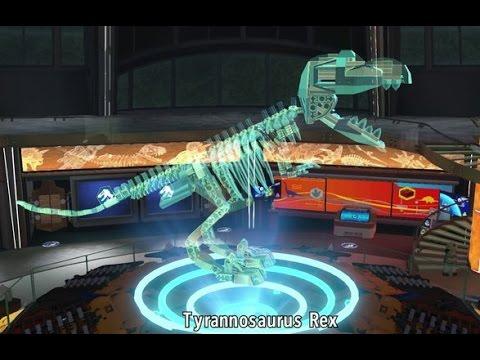 LEGO Jurassic World - Complete Dinosaur Minikit Collection - 20 Dinosaur Skeleton Figures