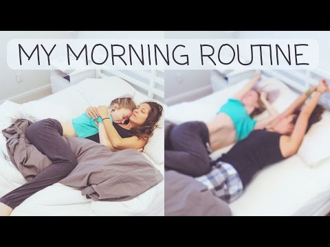 My Winter Morning Routine!
