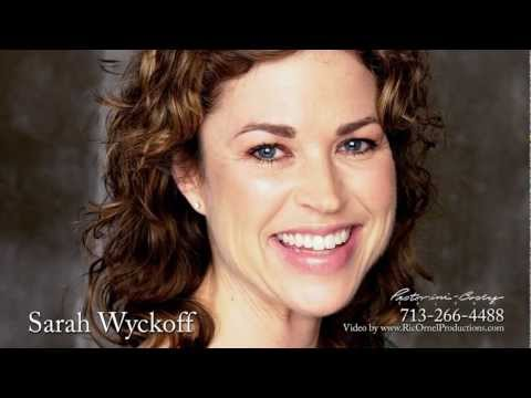 Sarah Wyckoff is represented by Pastorini-Bosby Talent-a Texas top talent agency