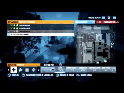 Battlefield 3 (BF3) - USAS Patch, MAV Fixed, and MORE!