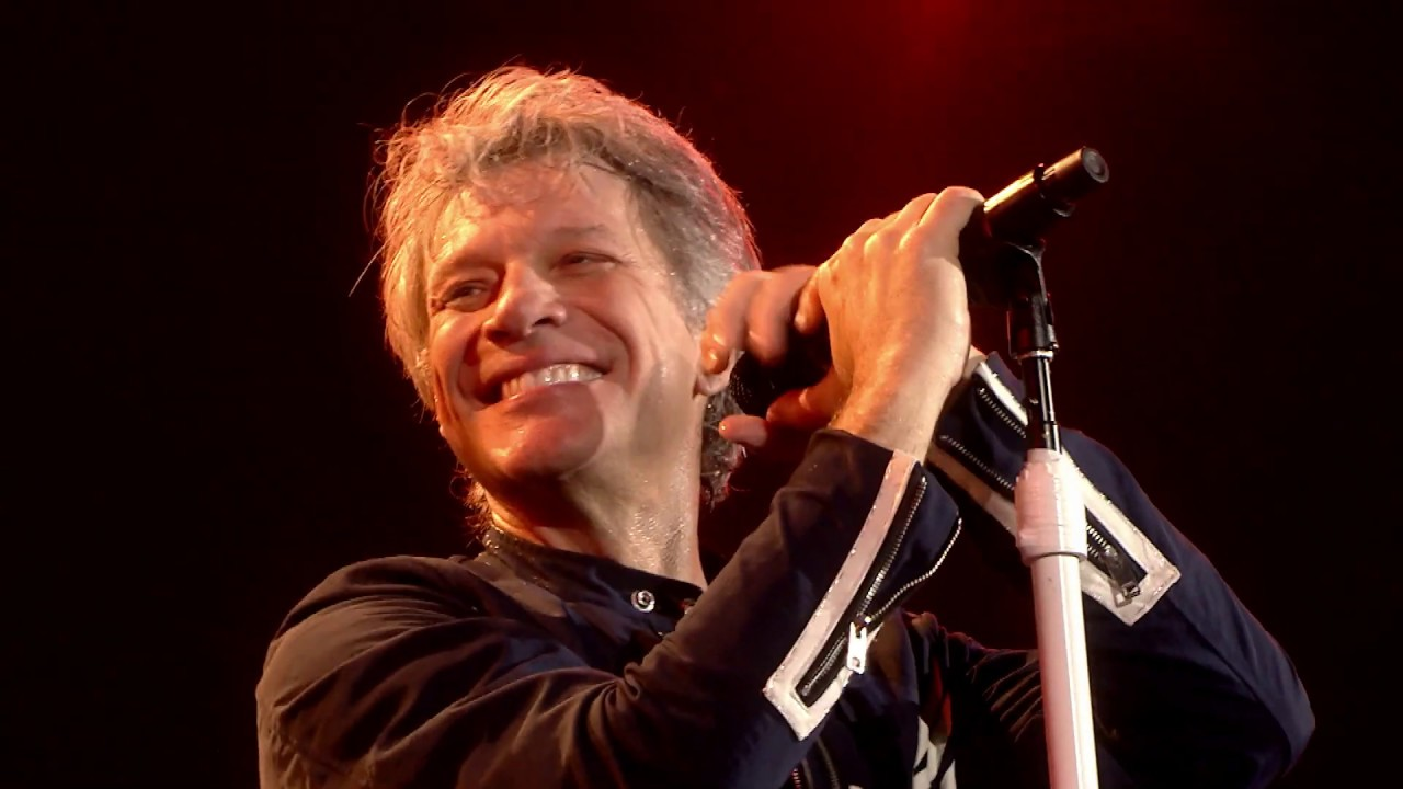 Bon Jovi: When We Were Us