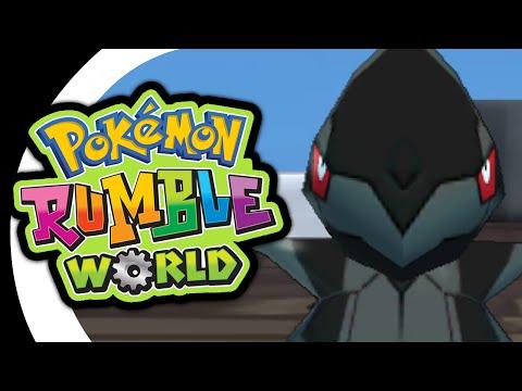 Pokemon Rumble World 12 - White Ruins
