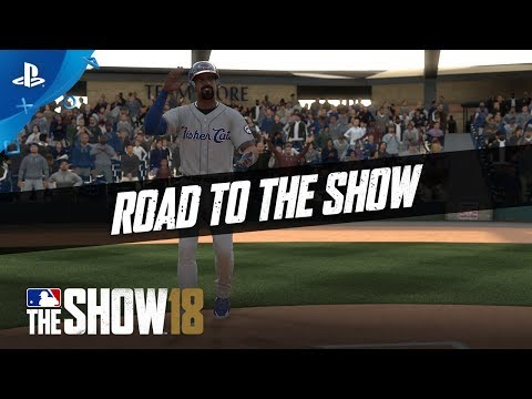 MLB The Show 18 - Gamestop Mondays: Road to the Show   PS4