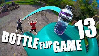ULTIMATE Game of BOTTLE FLIP! | Round 13