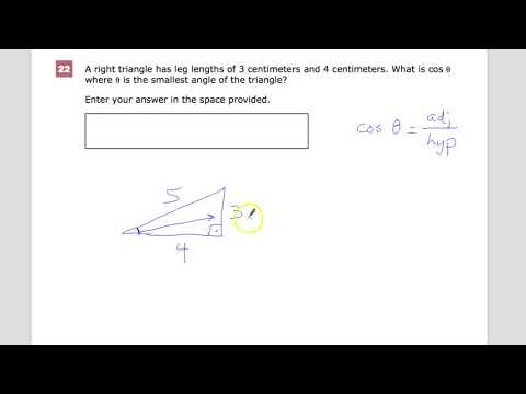Question 22 - Geometry - TNReady Practice Test