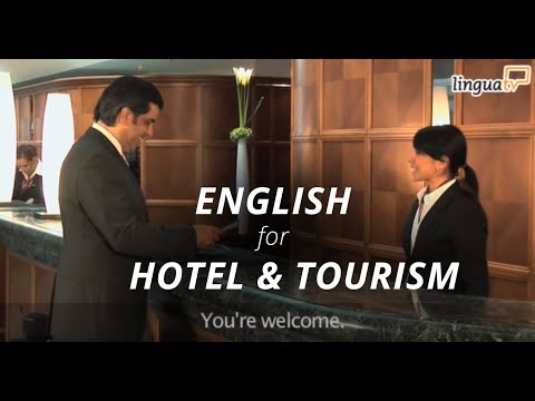 English for Hotel and Tourism: