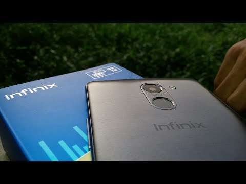 Infinix Hot 4 Pro UNBOXING And Hands On | Best Budget 4G Volte Smartphone Rs :- 5999/- .. 😊😊