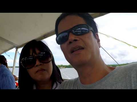 Cowrie Island  - Puerto Princesa Palawan - - - -  by: Roger Cadua