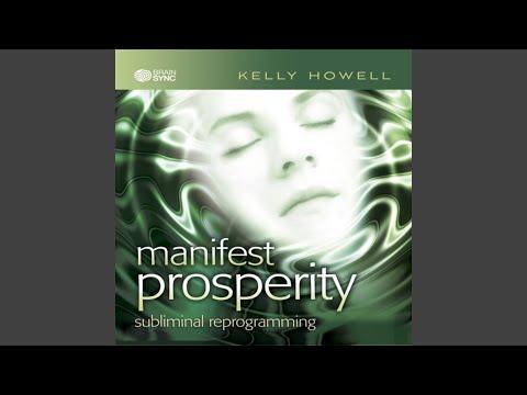 Manifest Prosperity - Headphones