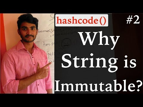 This is why string is immutable in Java || String Hashcode caching internal || part 2