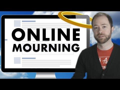Is It Okay To Mourn Celebrity Death Online? | Idea Channel | PBS Digital Studios