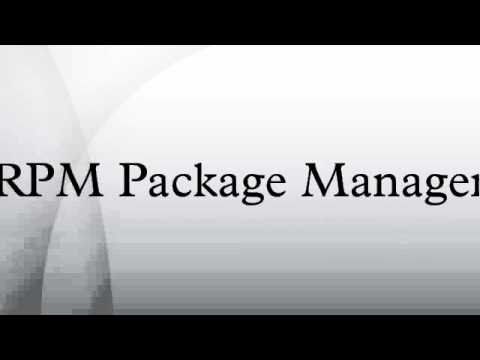 RPM Package Manager