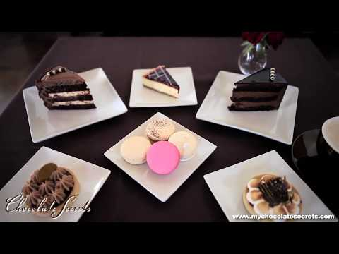 Pastries at Chocolate Secrets