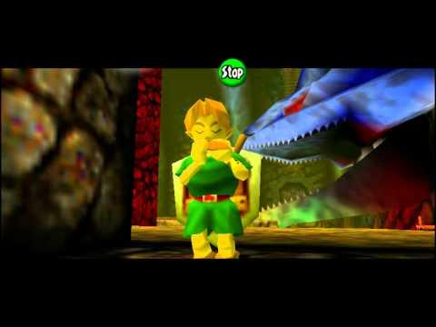 Ocarina of Time (HD) Secrets - Fairies in Gossip Stones