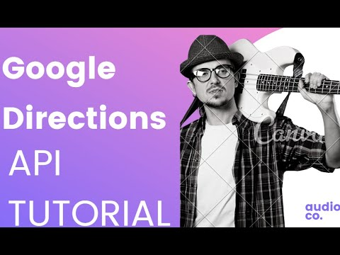 Google Maps Direction API tutorial using Android Studio