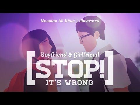 Is marriage like dating nouman ali khan