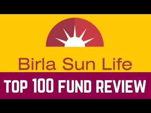 Mutual Fund Review : Aditya Birla Sun Life Top 100 Fund | Good or Bad ? Large Cap Equity Fund 2018
