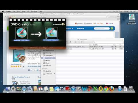 How to Burn Dual Layer Disks on Mac
