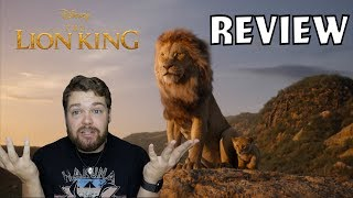 Lion King 2019 Review