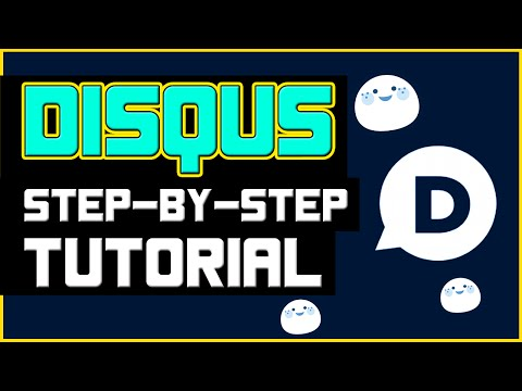 How To Add Disqus Comment System Plugin On A WordPress Website