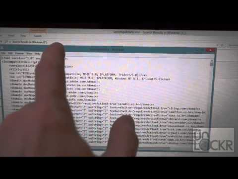 How To Enable Flash on the Microsoft Surface (IE 10)