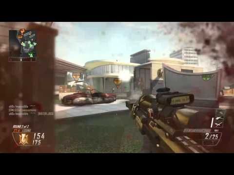 xAGx Impossible - Black Ops II Game Clip