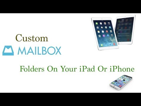 How To Add Your Own Mailboxes To iOS 7 Mail App