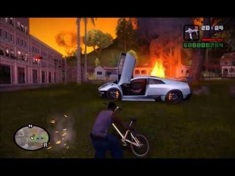 Grand Theft Auto San Andreas: Realistic Graphic Mods (V2) 2013/2014