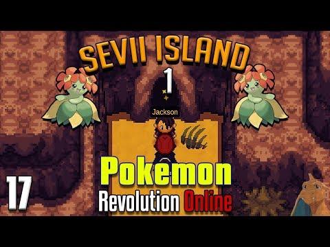 Tutor Heaven & One Island- Sevii Islands Pokemon Revolution Online Pt. 17
