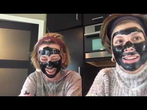 MABOX Charcoal Mask Review (Facebook Live)