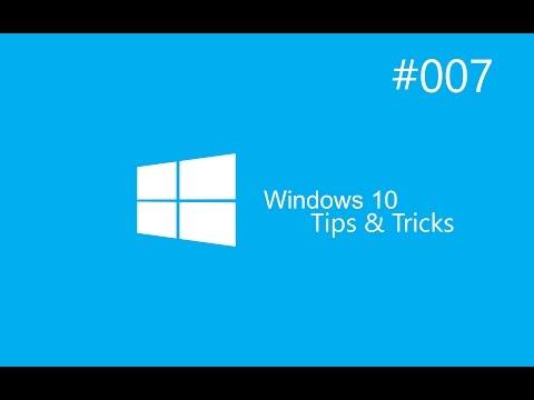 Windows 10 Tips #007 Upgrading Windows 10