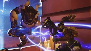 Overwatch: 5 Minutes of Deathmatch Gameplay