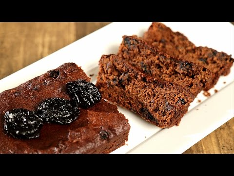 How To Make Chocolate Plum Cake | Popular & Easy Cake Recipe | Beat Batter Bake With Upasana