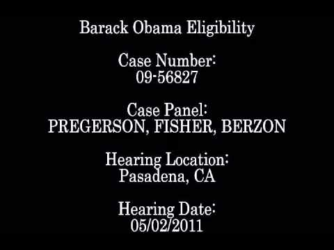 Part 6 Orly Taitz Rebuttal to US Attorney Obama Eligibility Transcripts 9th Circuit Ct May 2, 2011