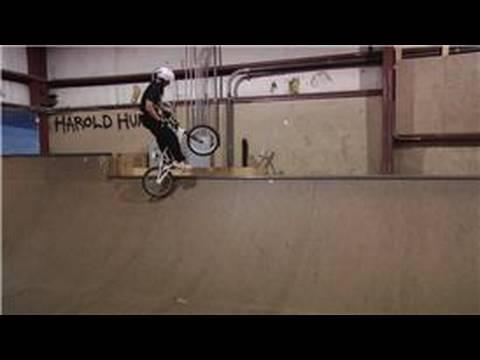 BMX Biking : How to Ride BMX Vert