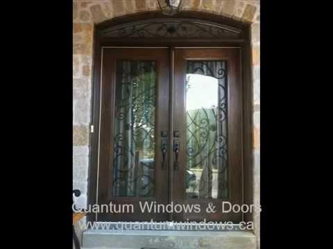 Doors Replacement Toronto, Entry Doors, Front Doors, Windows and Doors Toronto