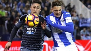 Leganes - Celta Vigo 0-2 Goals & Highlights 28/01/2017