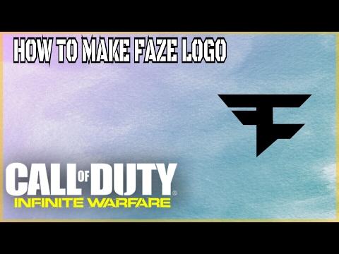 Infinite Warfare // How To Make FaZe Emblem!!!