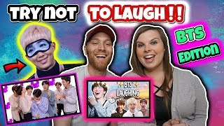 Download BTS Funny Moments 2019 Try Not To Laugh Challenge Reaction Video