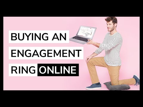 Buying an Engagement Ring Online   Presented by JamesAllen.com