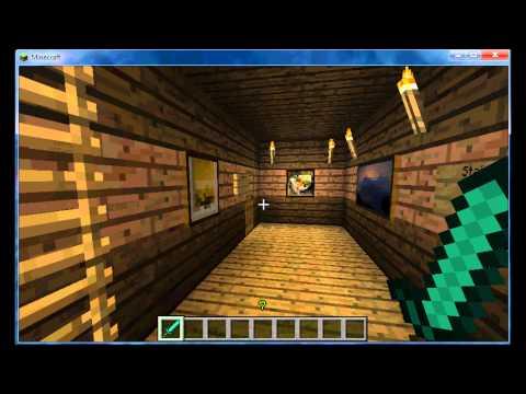Minecraft - My WhiteTiger House
