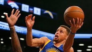 Steph Curry Does SOMERSAULT After Insane Shot Off Kevin Durant Block, Demarcus Cousins Throws FIT