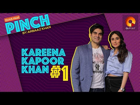 Xxx Mp4 Kareena Kapoor Khan Part 1 Quick Heal Pinch By Arbaaz Khan QuPlayTV 3gp Sex