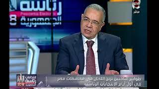 #x202b;عصام خليل: مافعله الرئيس السيسي خلال الـ 4 سنوات السابقة كان إعجاز قبل أن يكون إنجاز#x202c;lrm;