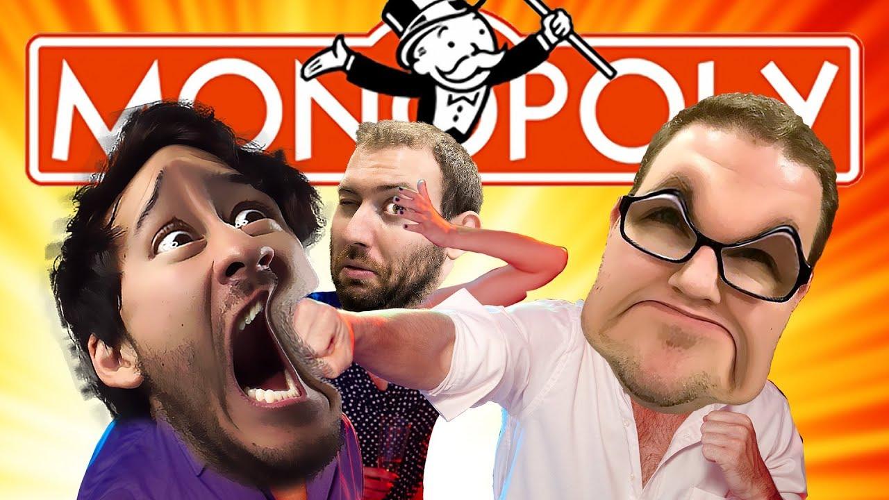 THE FRIENDSHIP BREAKER   Monopoly