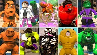 LEGO Marvel Superheroes 2 - New Character Carnom Free Roam